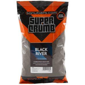 sonubaits supercrumb black river ground bait