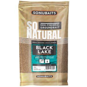 sonubaits supercrumb black lake groundbait 1kg 1