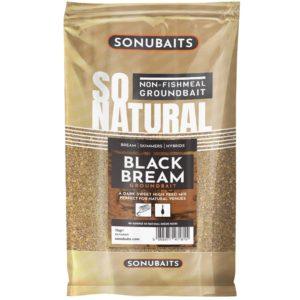 sonubaits supercrumb black bream groundbait 1kg