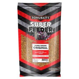 Sonubaits Super Feeder Original Groundbait 2kg 1