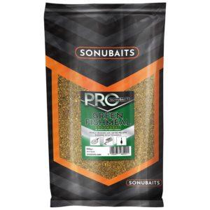 Sonubaits Pro Green Fishmeal Groundbait 1