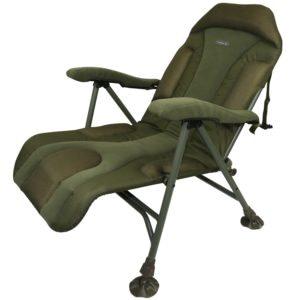 trakker levelite longback recliner 2