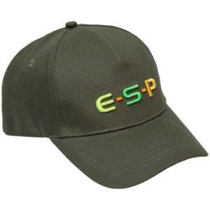ESP 3D Logo Olive Green Cap 1