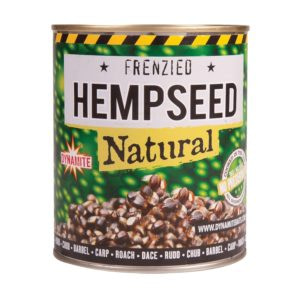 dynamite baits frenzied hempseed tin 700g 1