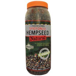 dynamite baits frenzied spicy chilli hempseed feeder jar 1