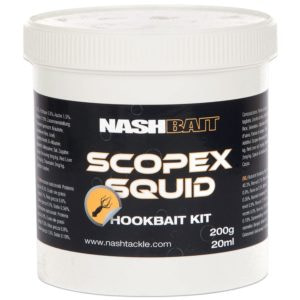 nash scopex squid hookbait kit 1