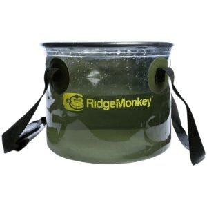 RidgeMonkey Perspective Collapsible Bucket 10L 1