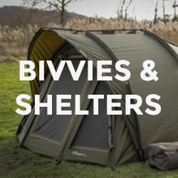Bivvies, Shelters & Umbrellas
