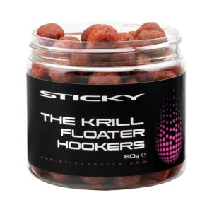 sticky baits krill floater hookers 1