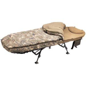 nash mf60 indulgence 5 season sleep system compact