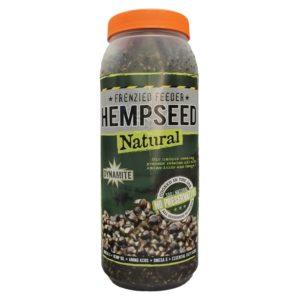 dynamite baits frenzied hempseed feeder jar 1