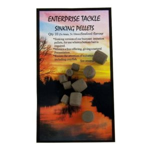Enterprise Tackle Sinking Pellet 1
