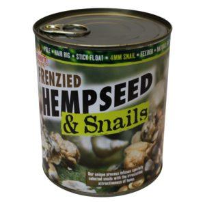 dynamite baits hempseed and snail tin 700g