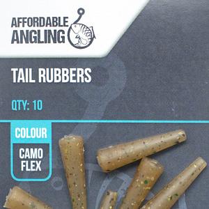 Tail Rubbers Camo Flex NO BG