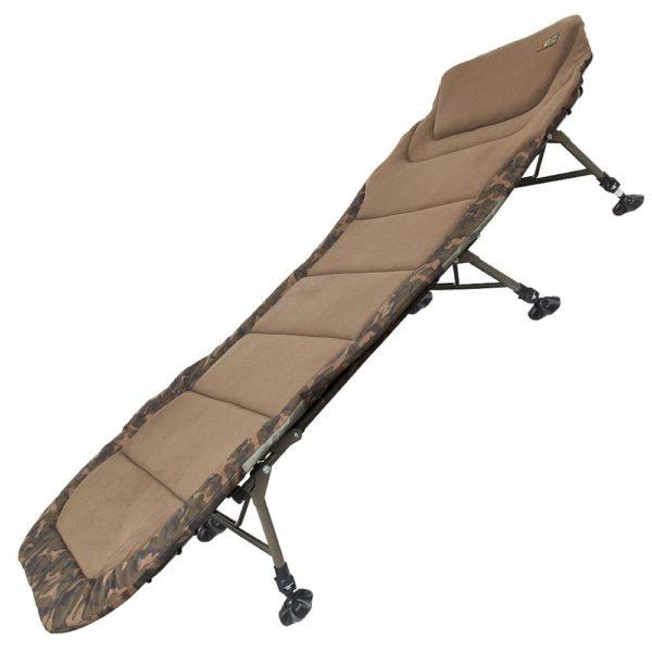 Fox R2 Standard Camo Bedchair 1