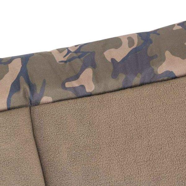 Fox R2 Standard Camo Bedchair 3