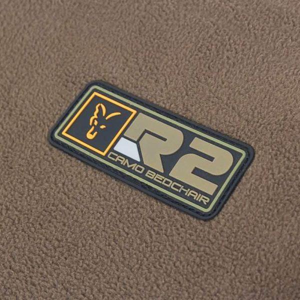 Fox R2 Standard Camo Bedchair 4