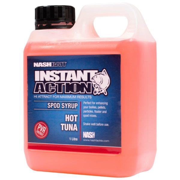 nash instant action hot tuna spod syrup 1
